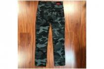 Kalhoty textil Redline Cover Light Green - 38